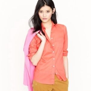 J. Crew Boy Shirt in Indian Voile